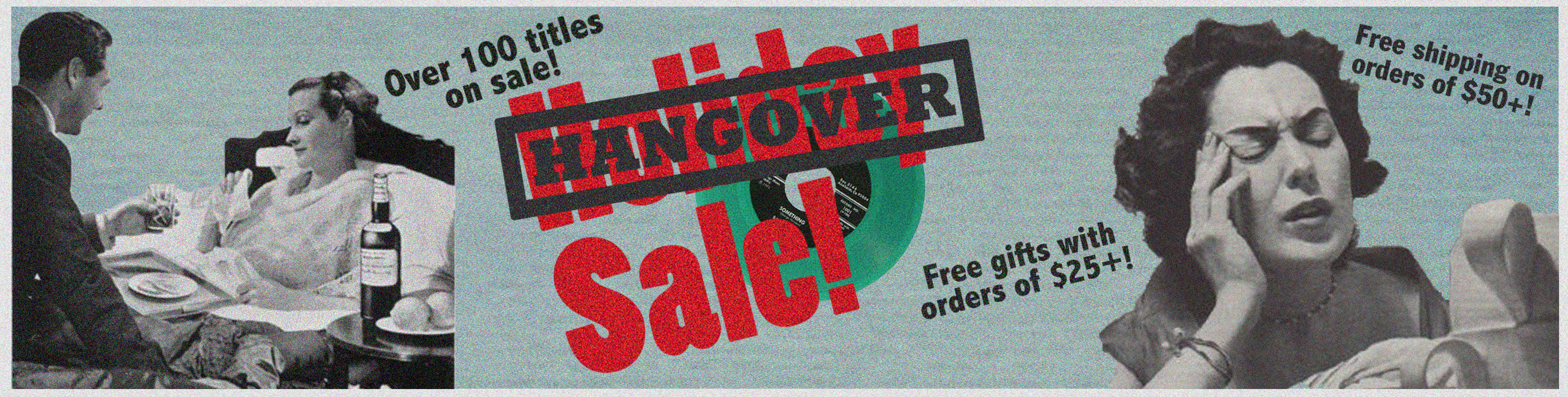 2018 Bloodshot Records Holiday Hangover Sale 2