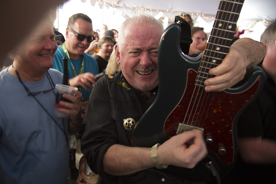 Jon Langford Yard Dog SXSW 2018