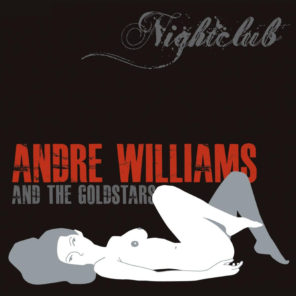 Andre Williams Nightclub EP