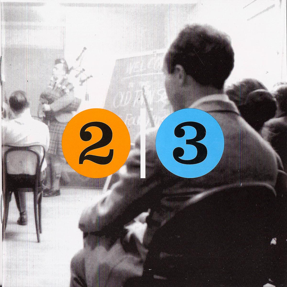 Old Town School of Folk Music Songbook Volumes 2 3 two three