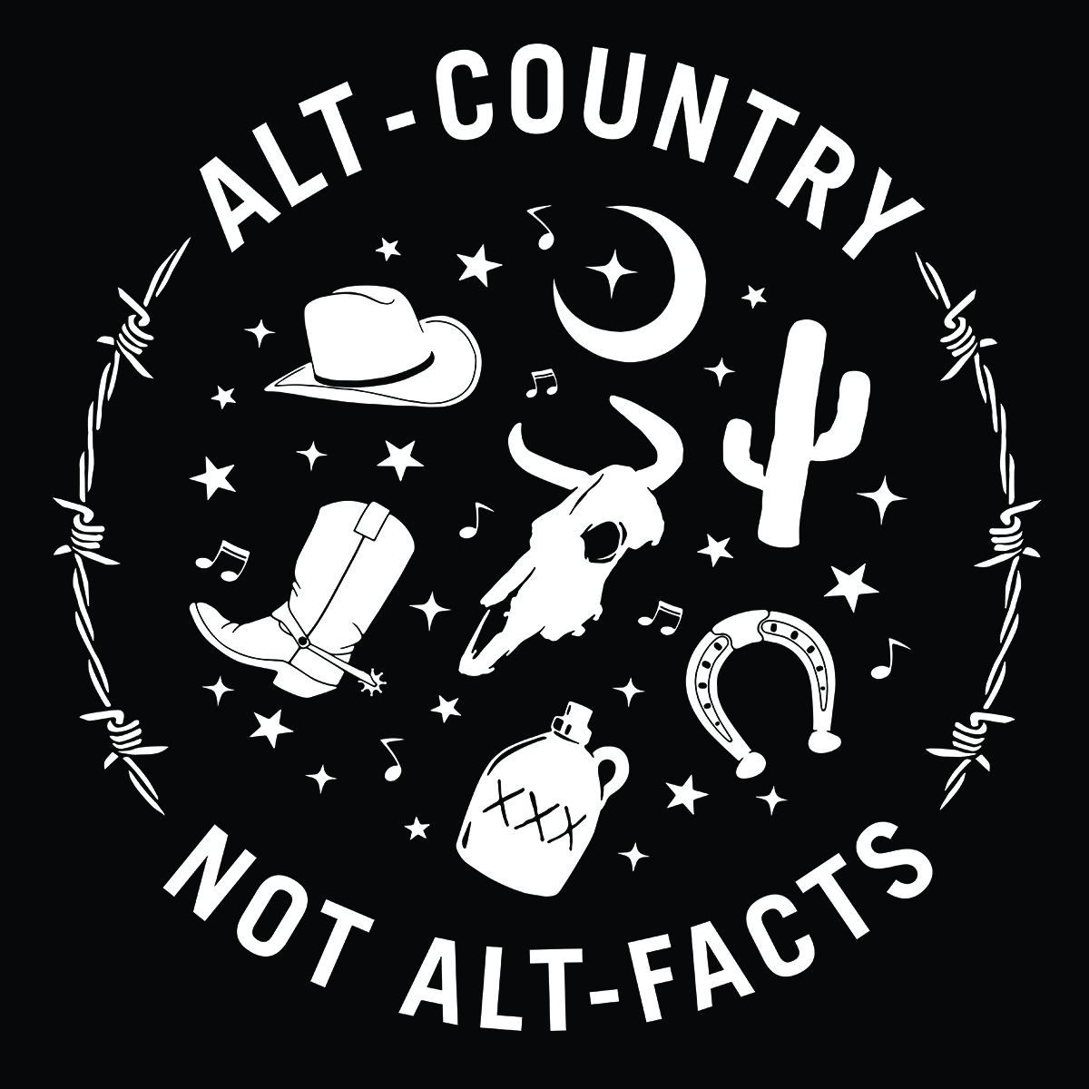 Alt Country Not Alt Facts