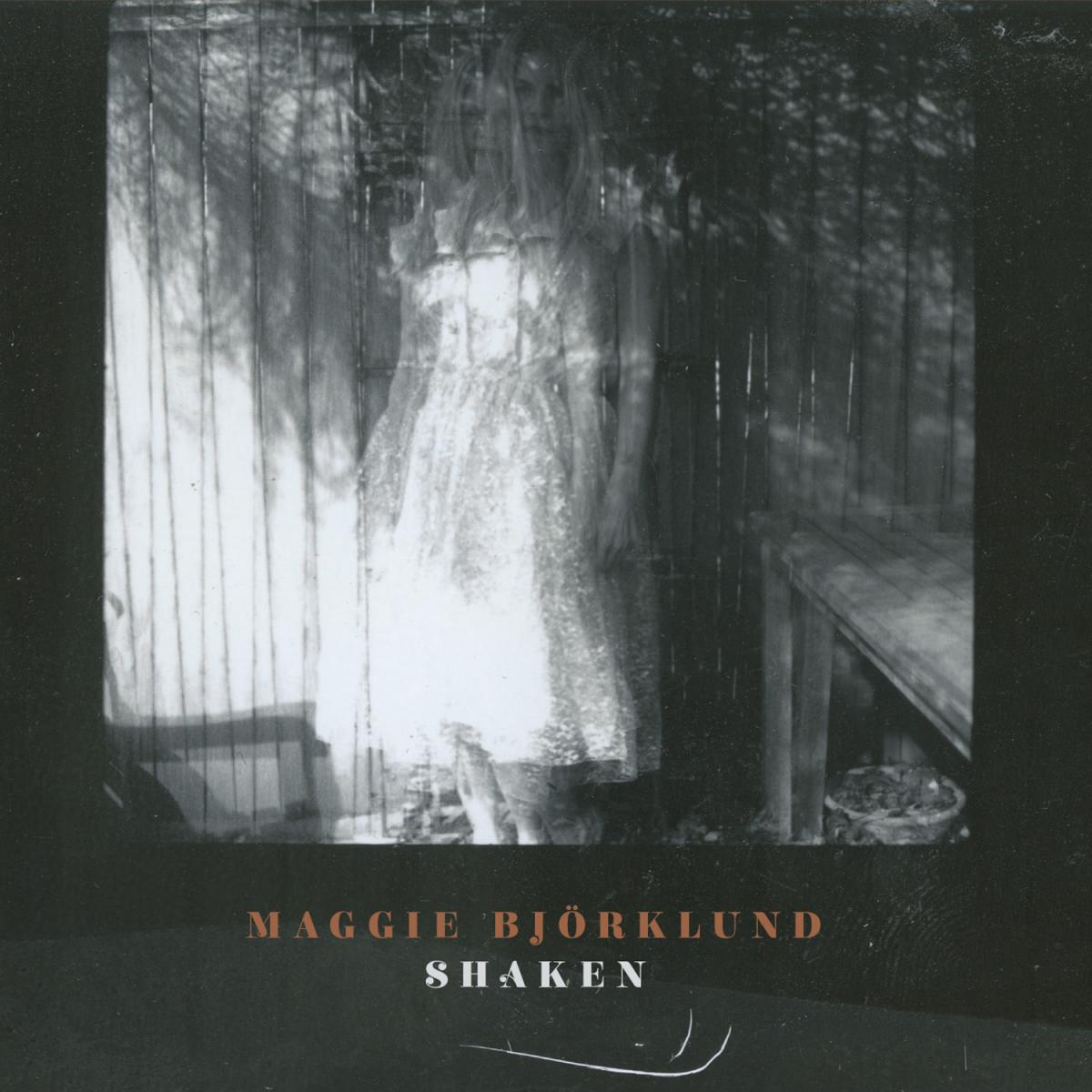 BS221 Maggie Bjorklund Shaken Album Cover Art