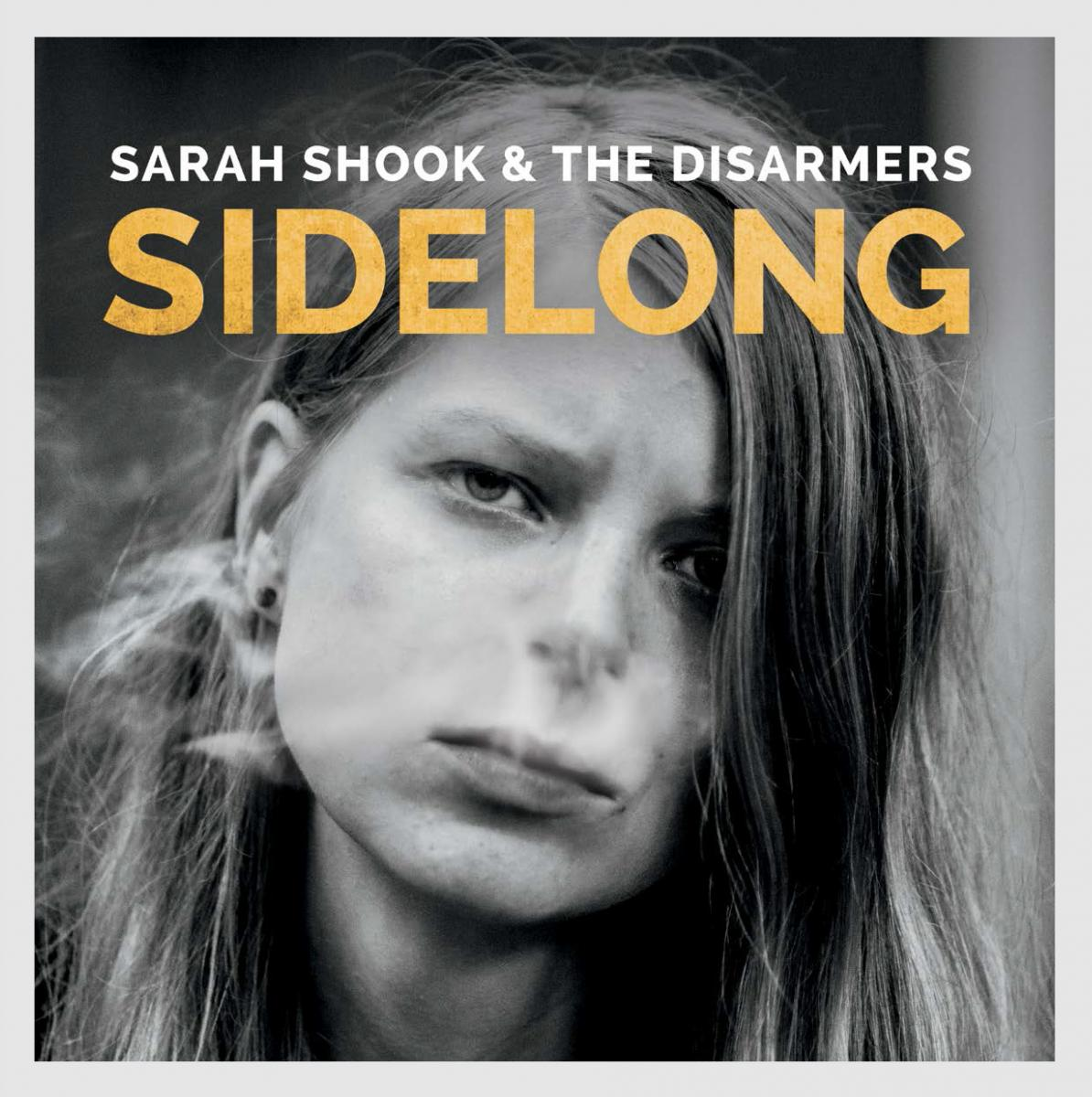Sarah Shook and the Disarmers Sidelong Album Art