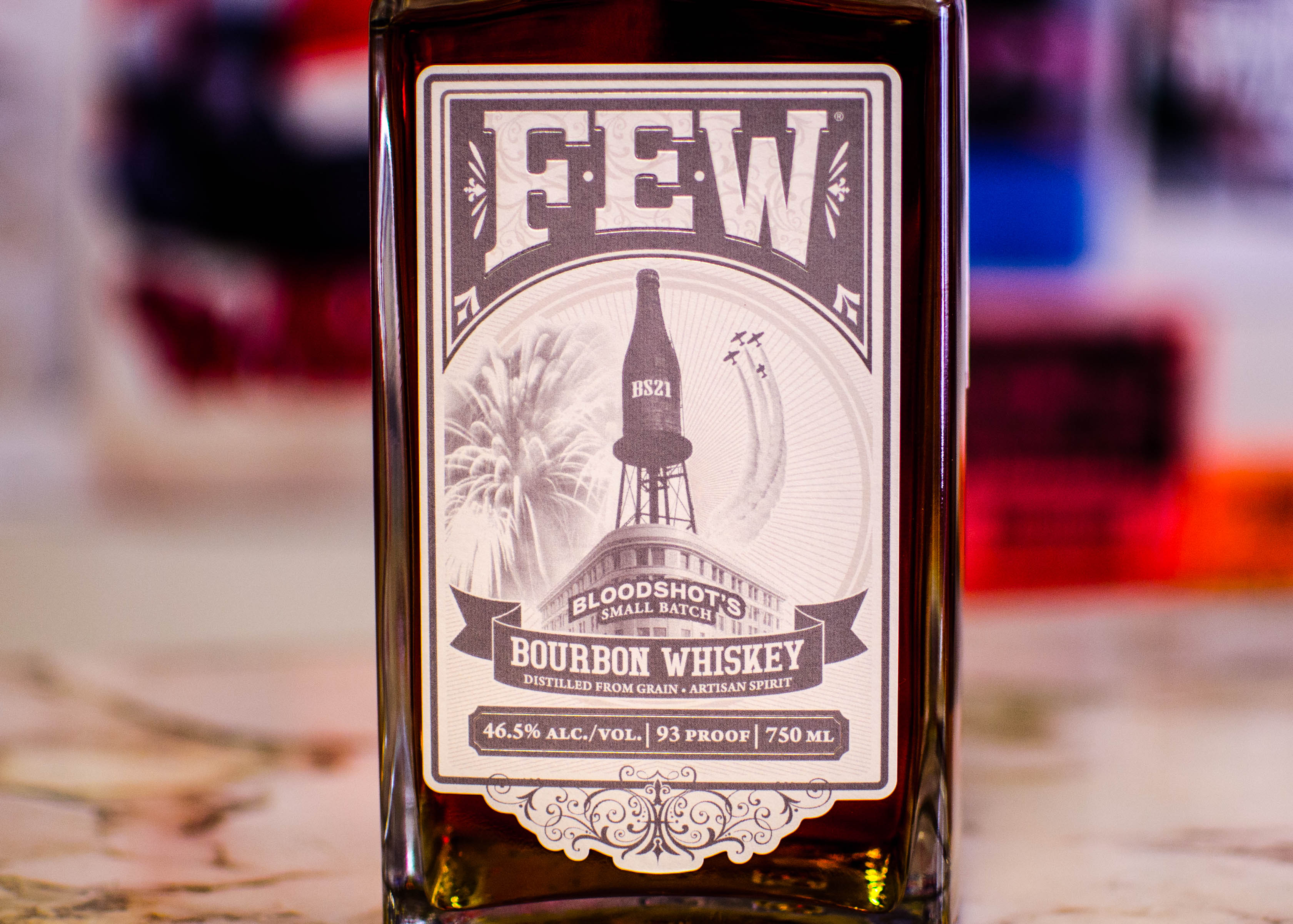 Few Spirits Bloodshot Records Bourbon Release Party