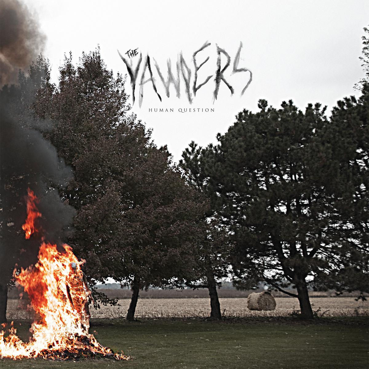 The Yawpers Human Question Album Artwork