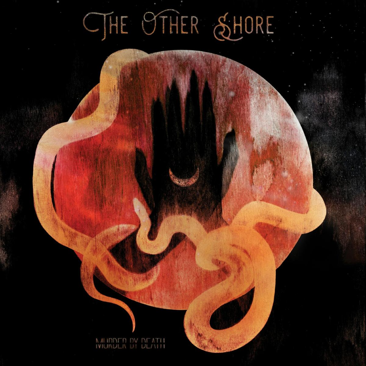 Murder By Death The Other Shore Album Cover Art