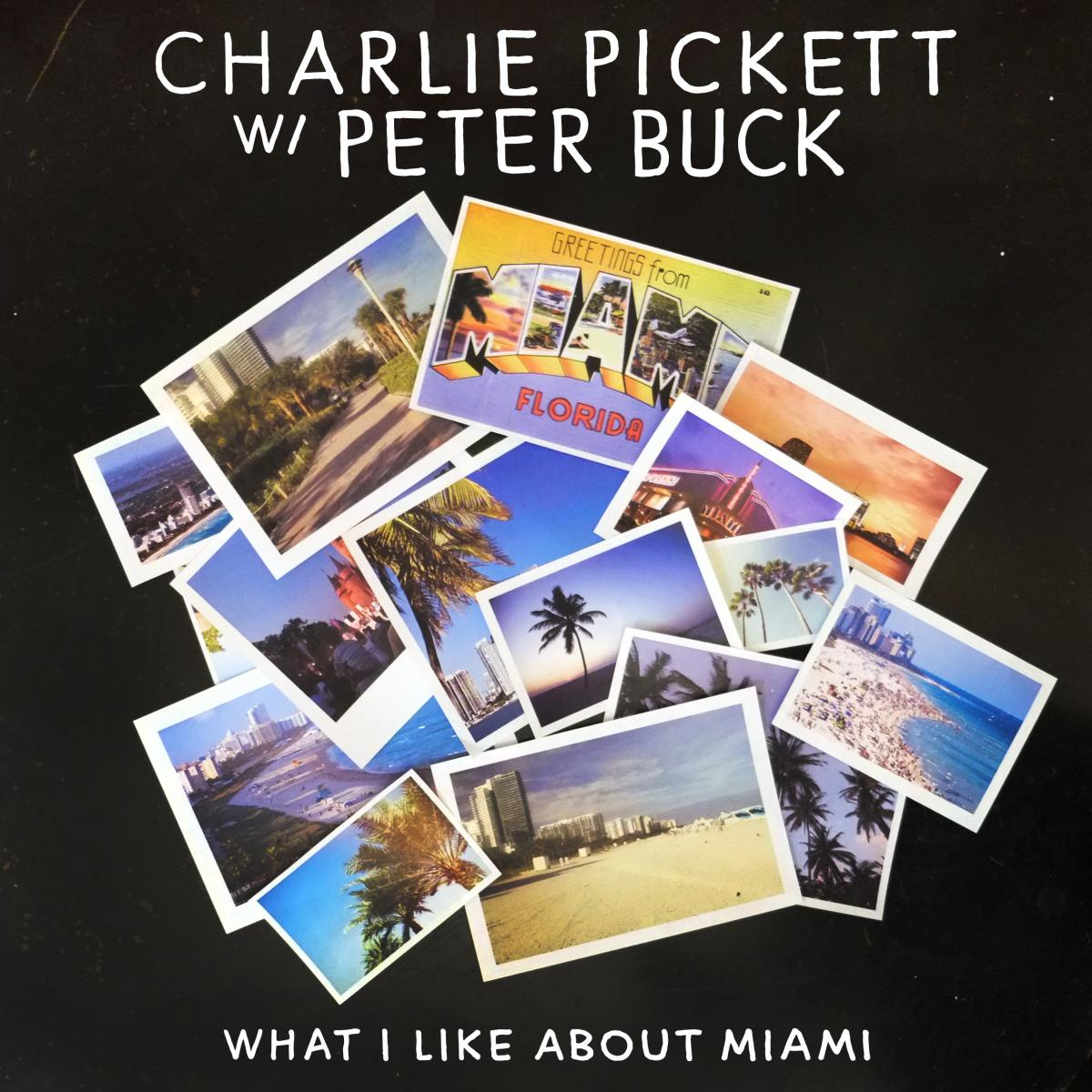 Charlie Pickett Peter Buck What I like About Miami