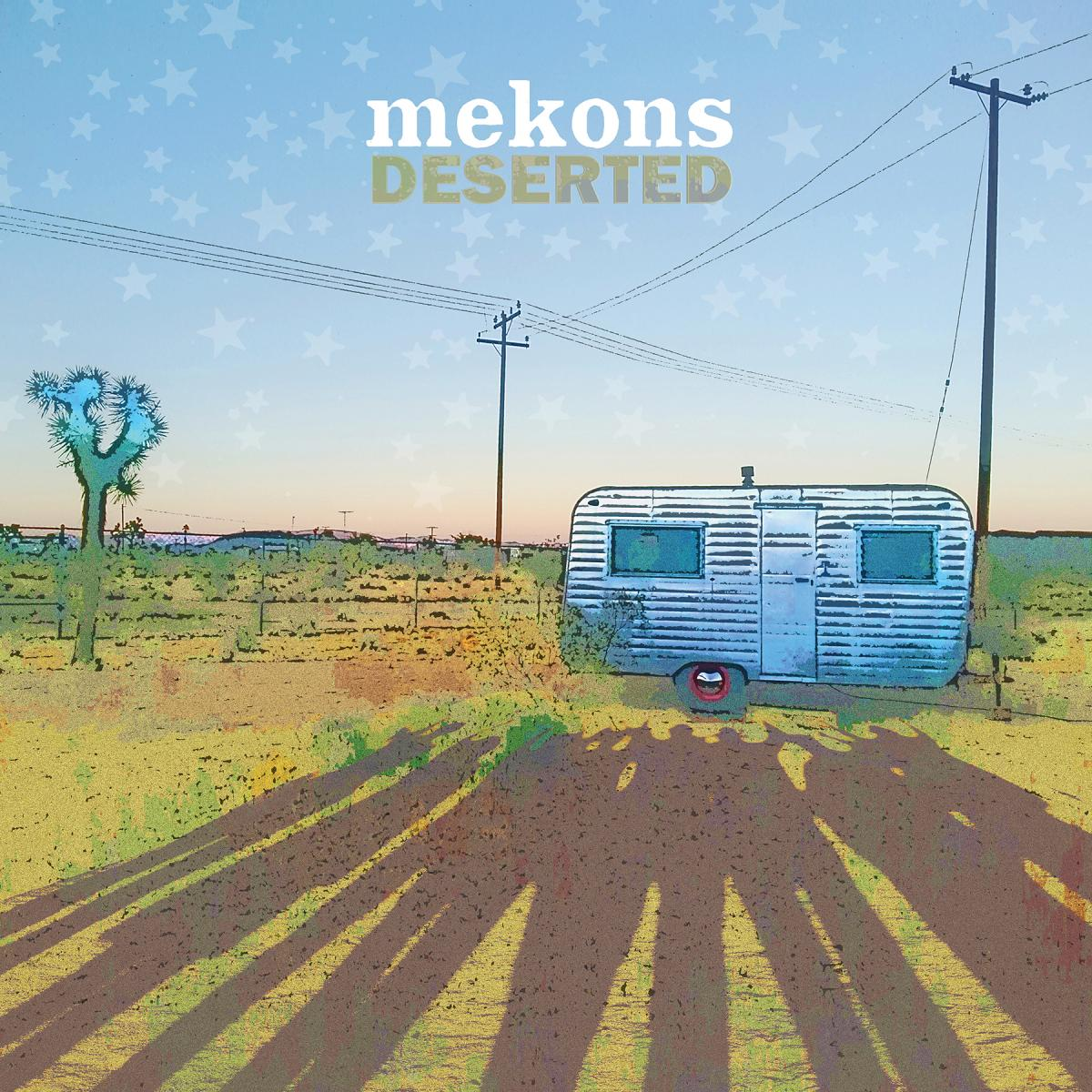 Mekons Deserted Album Art