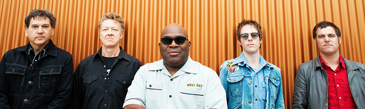Barrence Whitfield and the Savages Bloodshot Records