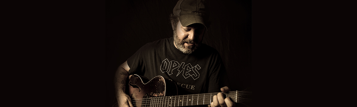 Scott H Biram Bloodshot Records