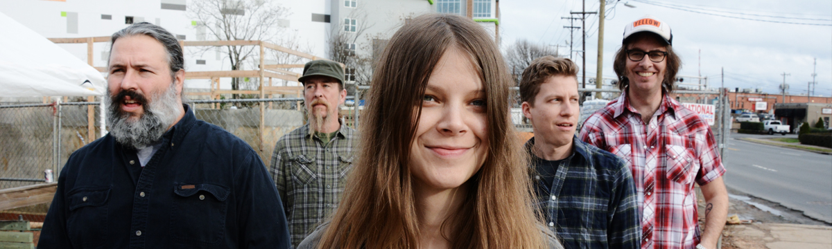 Sarah Shook and the Disarmers Header Bloodshot Records