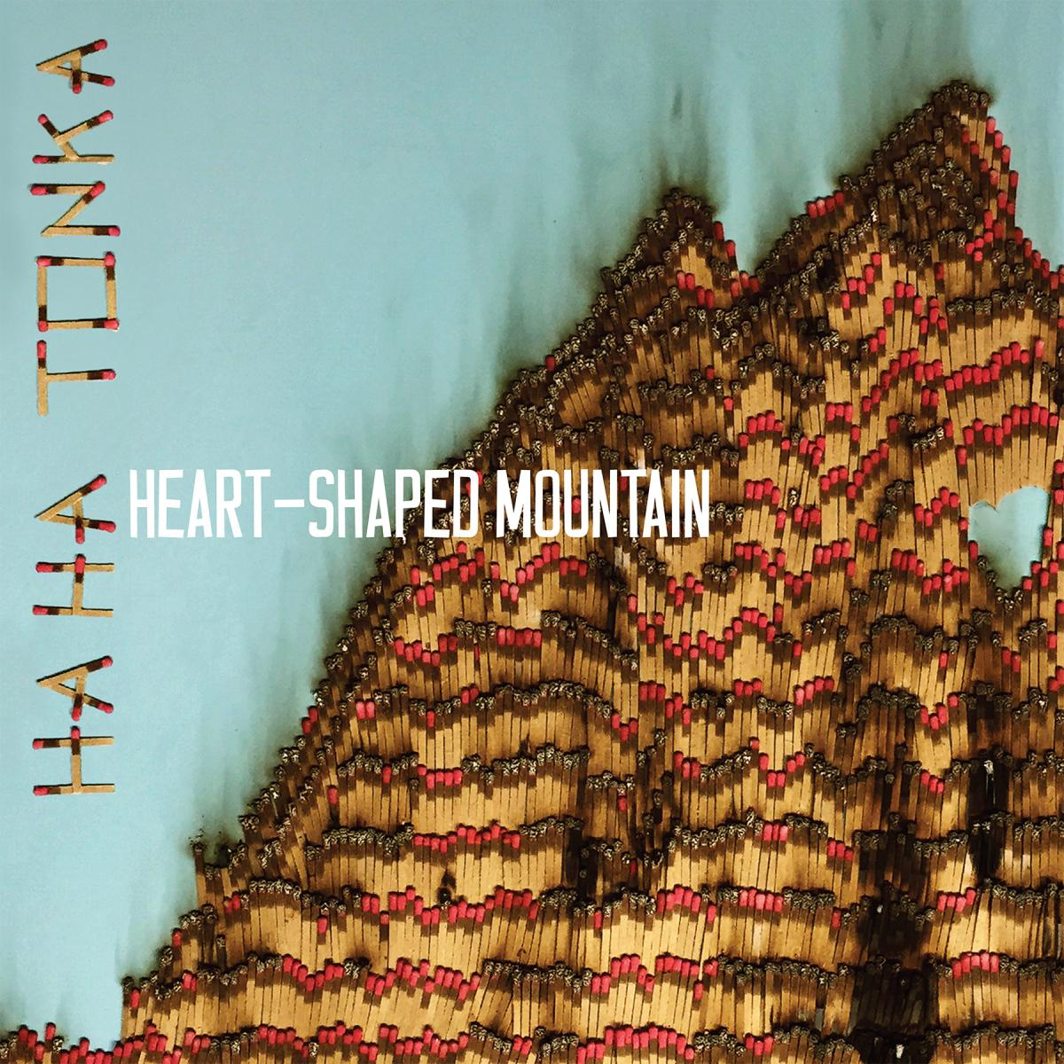 Ha Ha Tonka Heart-Shaped Mountain Album Art