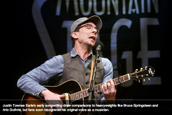 Justin Townes Earle NPR Mountain Stage