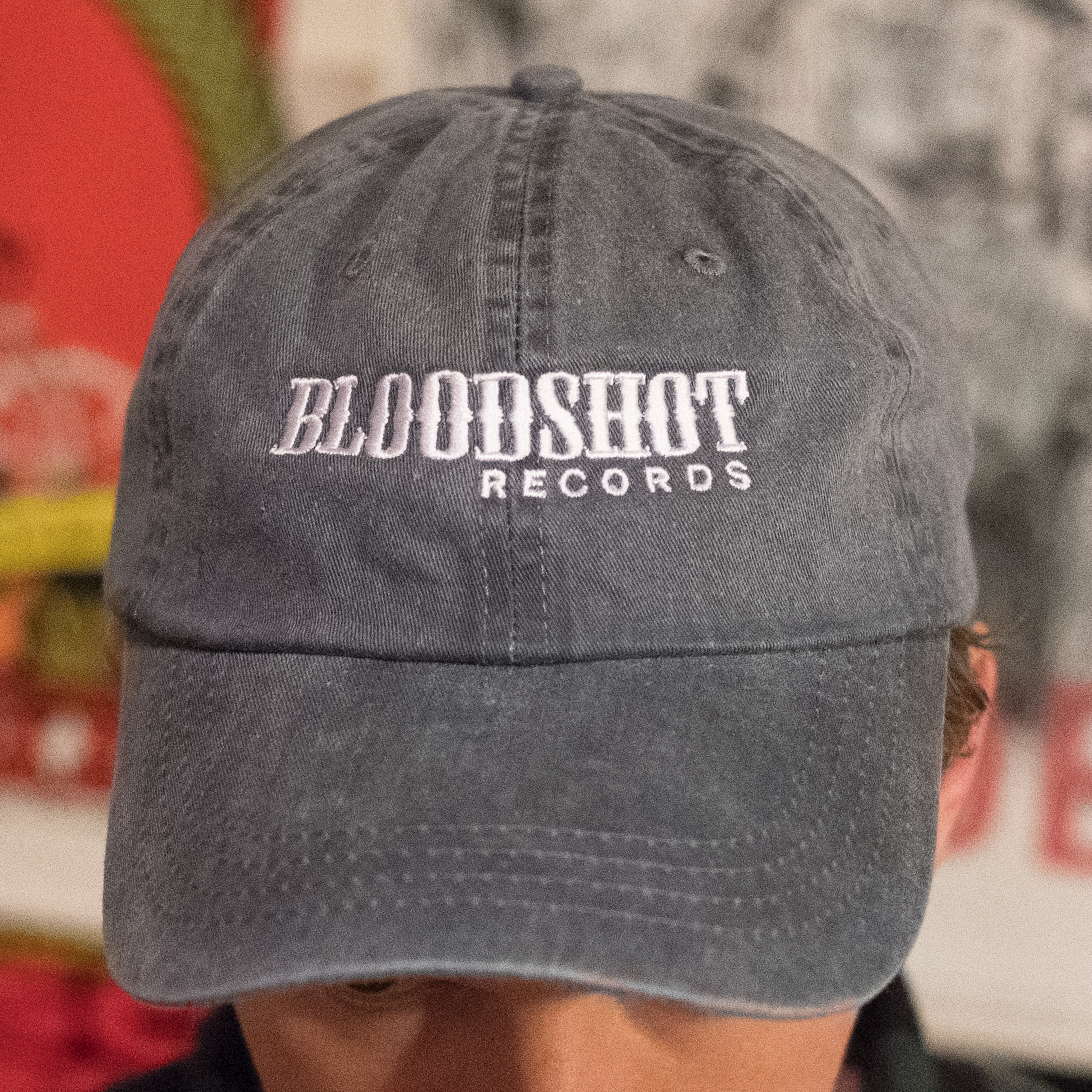 Bloodshot Records Baseball Cap