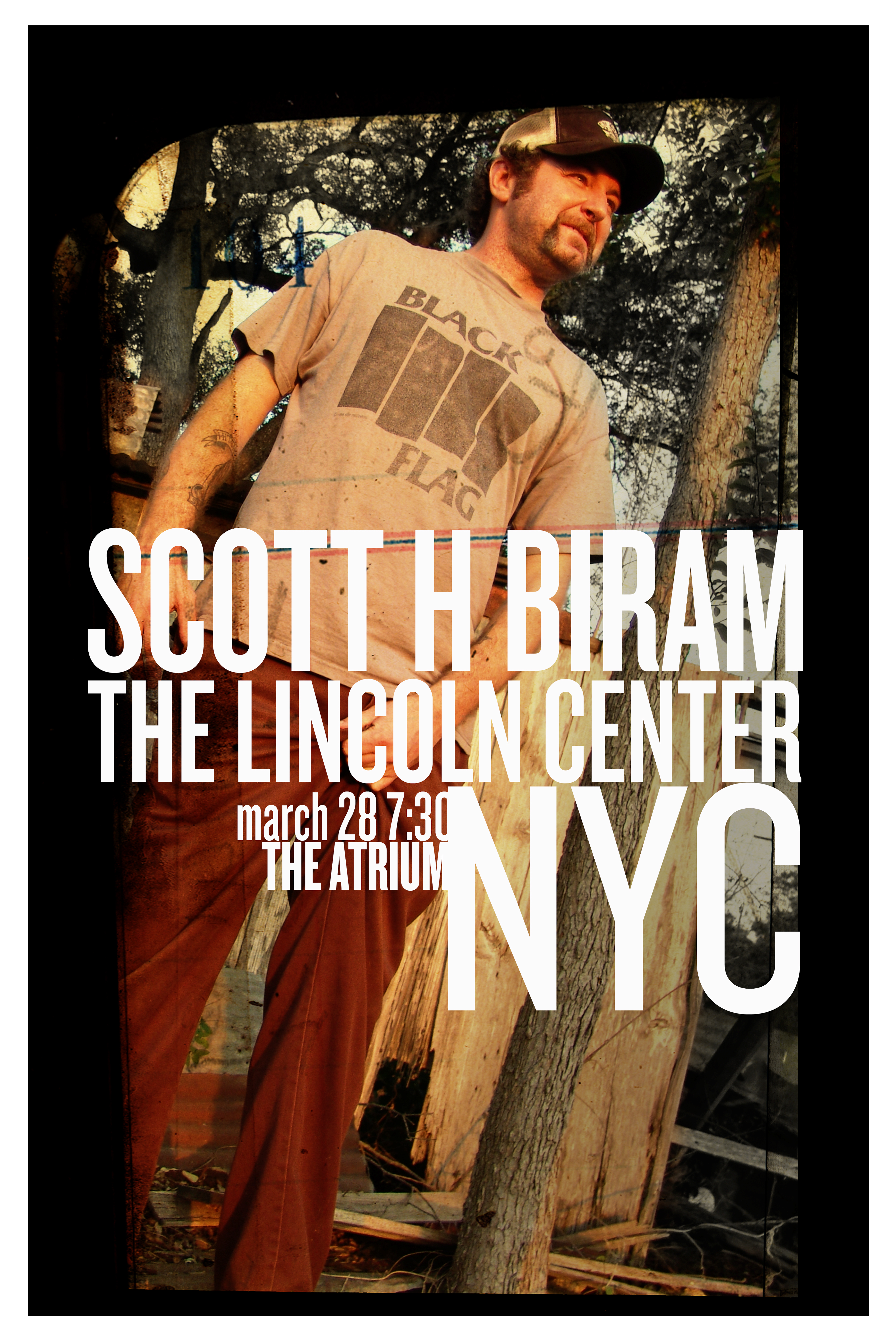 Scott Biram NYC