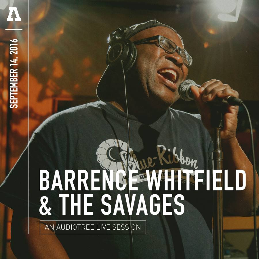 Barrence Whitfield and the Savages Audiotree