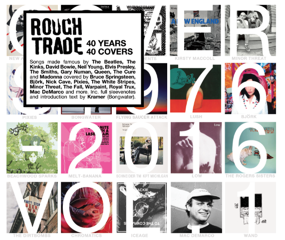 Rough Trade 40 Covers 40 Years Meat Purveyors