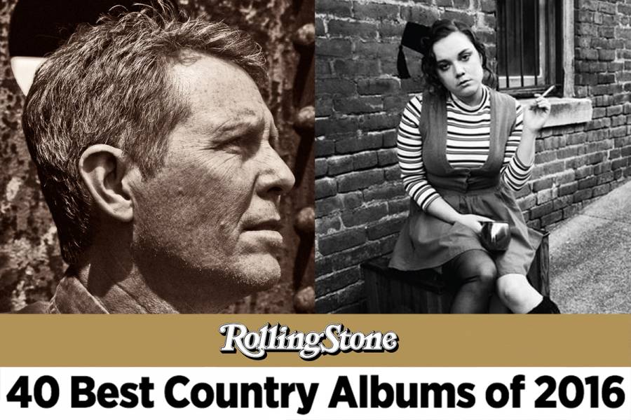 Rolling Stone Best of 2016 Country Songs Robbie Fulks Lydia Loveless