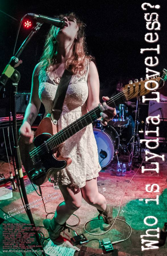 Who Is Lydia Loveless Documentary Poster