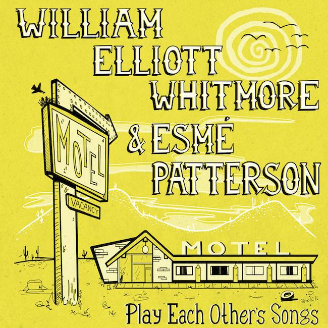 William Elliott Whitmore Esmé Patterson Play Each Other's Songs