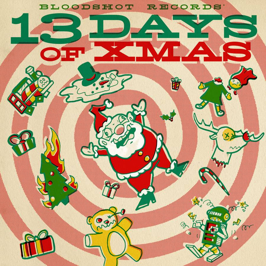 Bloodshot Records 13 Days of Xmas