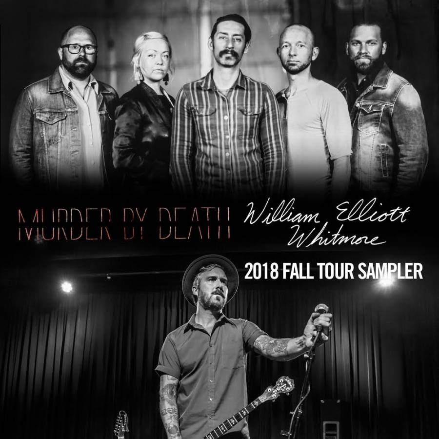 Murder By Death William Elliott Whitmore Noisetrade