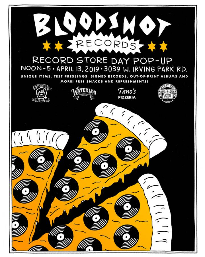 Bloodshot Records Record Store Day 2019
