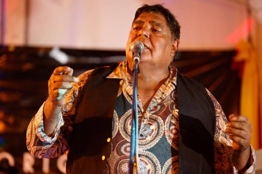 Roger Knox National Indigenous Music Awards Hall of Fame