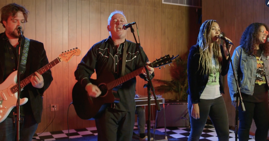 Jon Langford's Four Lost Souls AV Club