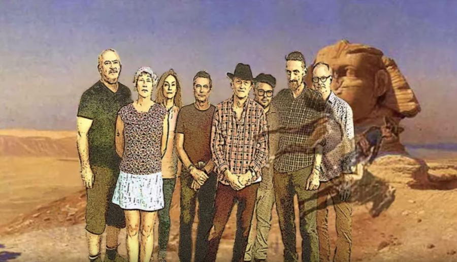 Mekons In the Desert