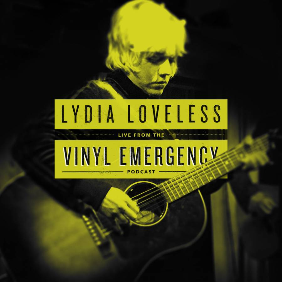 Lydia Loveless Live Vinyl Emergency