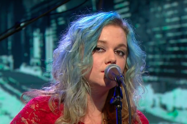Watch Lydia Loveless Perform Three Songs On Cbs This