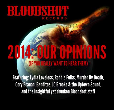 Bloodshot Best of 2014 Year in Review