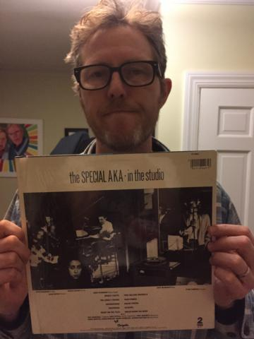 Robbie Fulks Random Wax The Specials AKA In the Studio