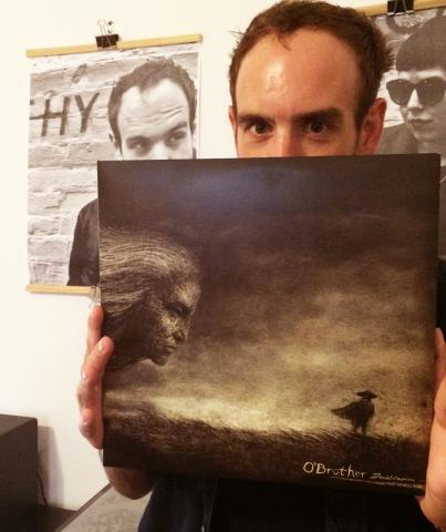 Chris Walters GHS Strings Vinyl Friday Random Wax O'Brother Disillusion