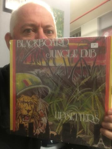 Jon Langford The Upsetters Blackboard Jungle Dub Vinyl Friday