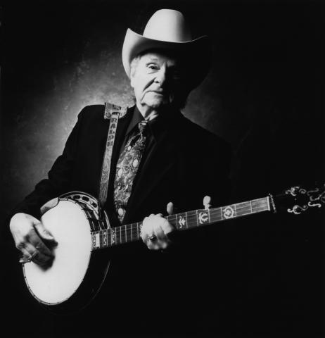 Ralph Stanley Bloodshot Records