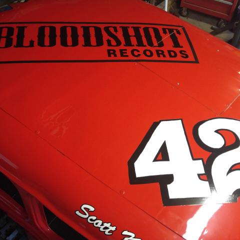 Bloodshot Stock Car #42 Scott Kirkman