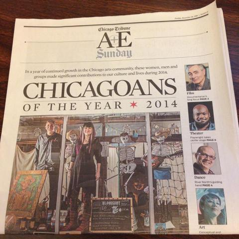 Chicago Tribune Chicagoans of the Year