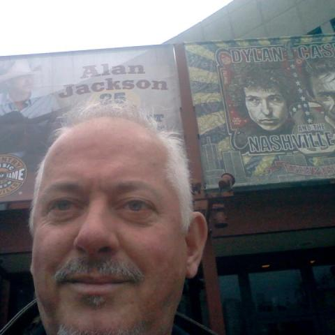 Jon Langford Dylan Cash Nashville Cats Country Music Hall of Fame Museum