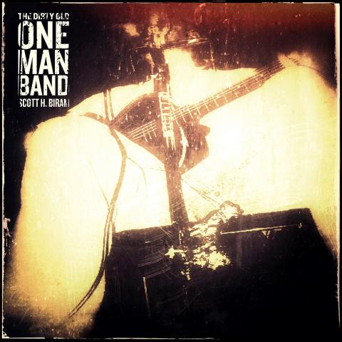 Scott H Biram Dirty Old One Man Band Deluxe Vinyl LP