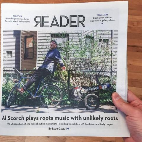 Al Scorch Chicago Reader