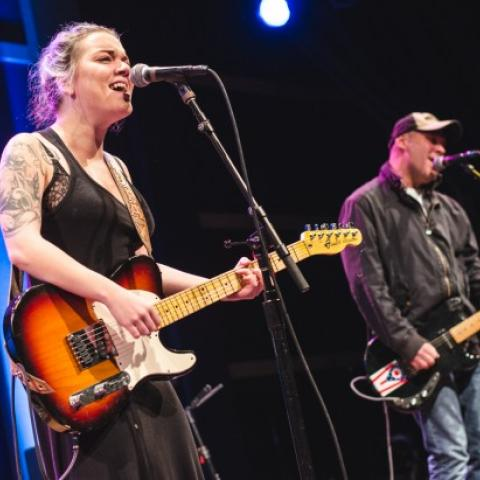 Lydia Loveless WXPN World Cafe