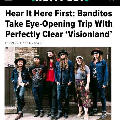 Banditos Huffington Post