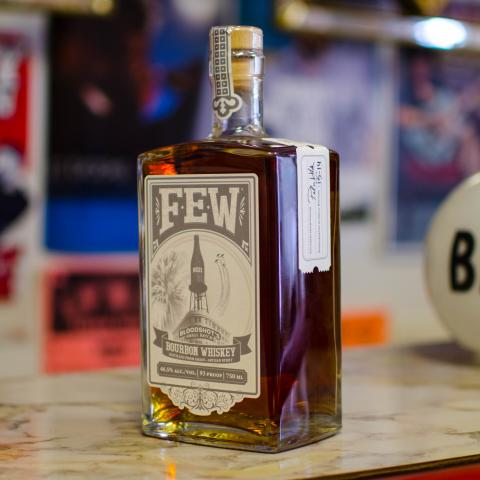 FEW Spirits Bloodshot Records Small Batch Bourbon