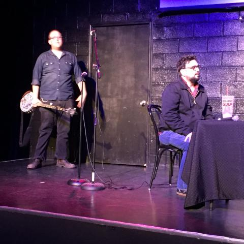 Al Scorch improv4humans Horatio Sanz UCB Upright Citizens Brigade