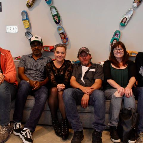 Lydia Loveless Matt Besser Tim Meadows Improv4Humans Earwolf