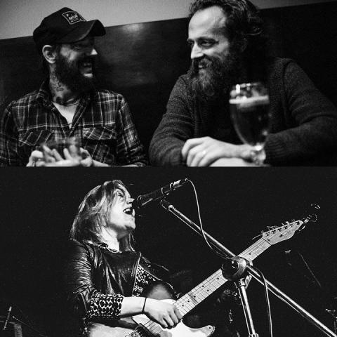 Lydia Loveless Iron and Wine Band of Horses Ben Bridwell