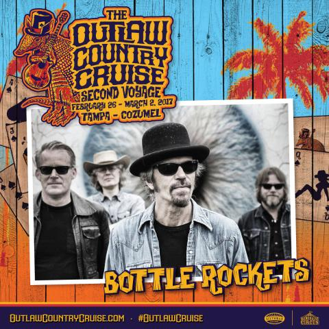 Bottle Rockets Outlaw Country Cruise