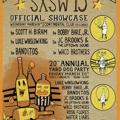 Bloodshot Records SXSW 2015